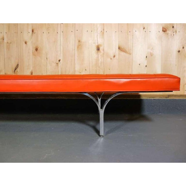 Erwine & Estelle Laverne Rare Bench by Erwin and Estelle Laverne For Sale - Image 4 of 9