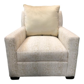 Modern Century Furniture Living Room Arm Chair For Sale