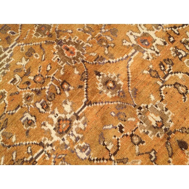 """Vintage Anatolian Rug - 4'5"""" X 8'3"""" For Sale In Raleigh - Image 6 of 7"""