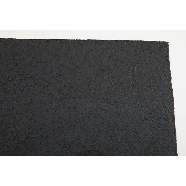 "Richard Serra Work on Paper ""Leo"", From ""Leo Castelli 90th Birthday Portfolio"" For Sale - Image 4 of 10"