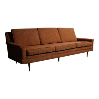 Mid-Century Milo Baughman Sofa For Sale