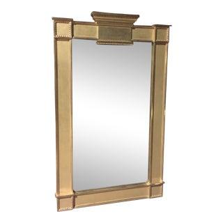 Regency Style Gilt Mirror For Sale
