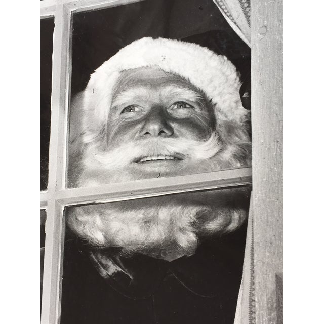 "Santa Claus ""See You Next Year"" 1958 by R. McNutt - Image 3 of 4"