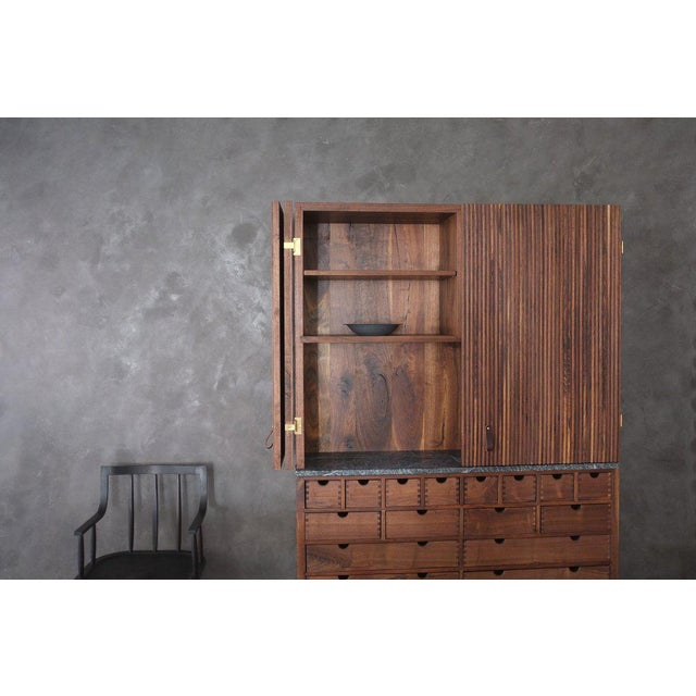 Not Yet Made - Made To Order Hudson Woods Pantry by Samuel Moyer For Sale - Image 5 of 6