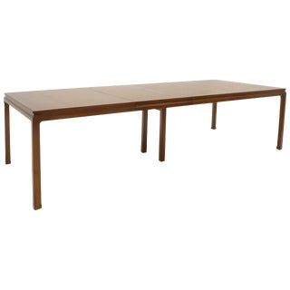 Expandable Dining Table by Edward Wormley for Dunbar For Sale