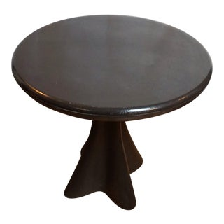 1970s French Space Age Gueridon Table For Sale