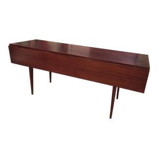 Mid-Century Modern Calvin Furniture Kipp Stewart and Stewart MacDougal Dining Table or Credenza For Sale