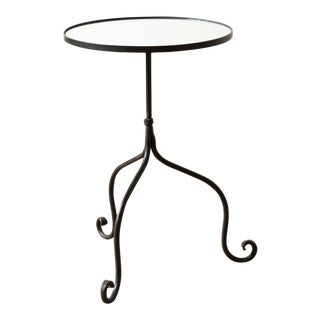 1900s Traditional Candle Pricket Table For Sale