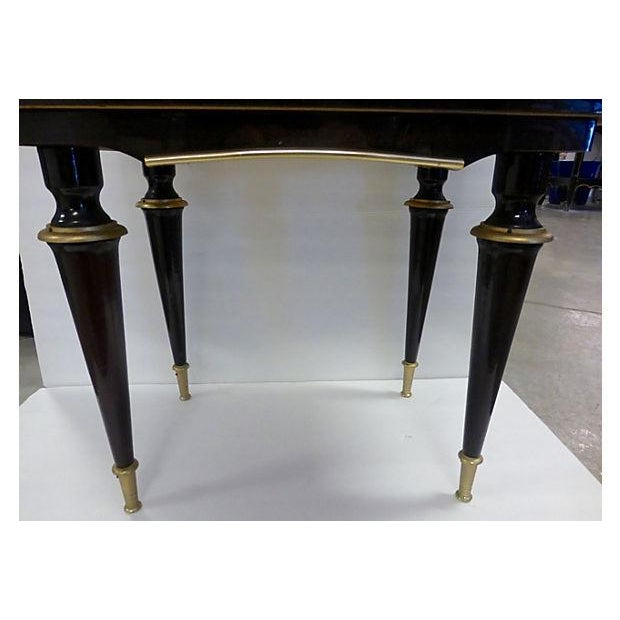 Vintage French Hollywood Regency Side Table - Image 5 of 8