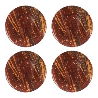 Dickens Dinner Plate - Set of 4 For Sale