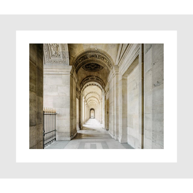 Contemporary The Louvre #40 Photograph by Guy Sargent For Sale - Image 3 of 4