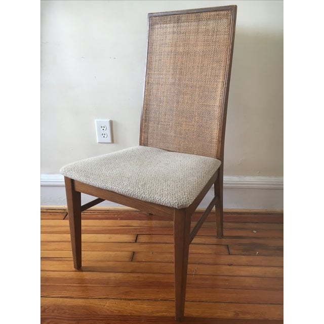 Tall Cane Back Chair - Image 2 of 8