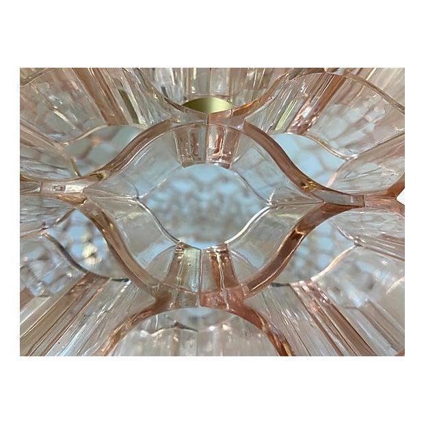 Mid-Century Modern 1970s Modern Lucite Light For Sale - Image 3 of 10