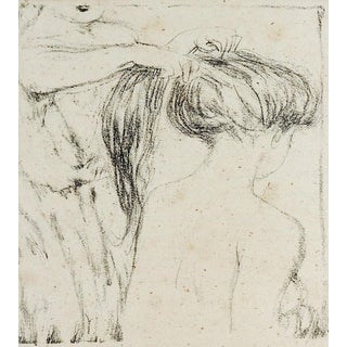 Pierre Bonnard Lithograph From Daphnis & Chloe For Sale