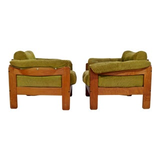 1960s N. Eilersen Danish Lounge Chairs - A Pair For Sale