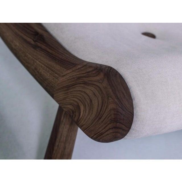 Danish Lounge Chair & Ottoman - Image 8 of 8