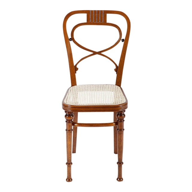 Antique chair from Thonet, 1890 For Sale