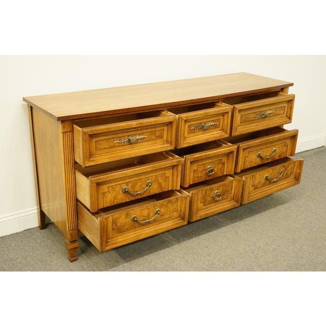 "20th Century Italian Dixie Furniture 64"" Triple Dresser For Sale In Kansas City - Image 6 of 13"