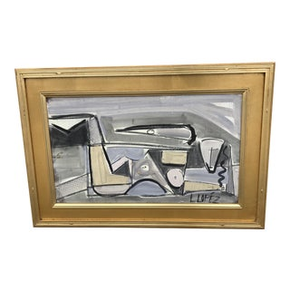 1960s Cubsit Nude By, Lucia Lopez For Sale