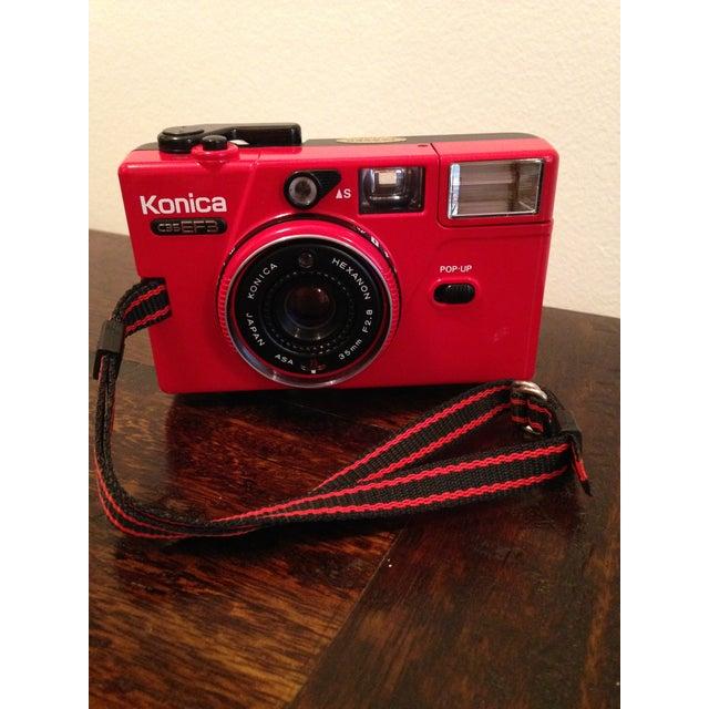 1981 Konica C35 MM Camera - Image 2 of 8