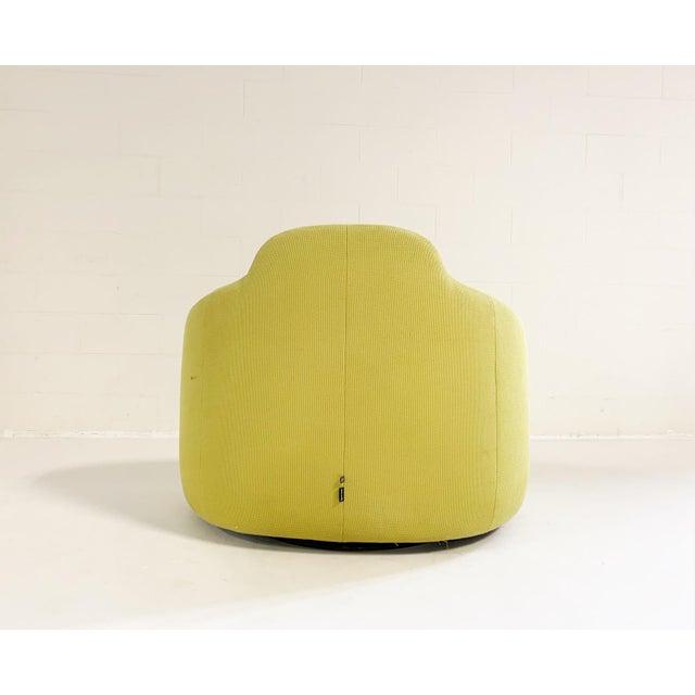 Contemporary Pierre Paulin Pumpkin Armchair For Sale - Image 3 of 11