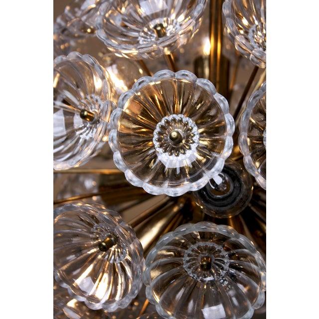 Austrian Dandelion Flower Sputnik Pendant - Image 5 of 9
