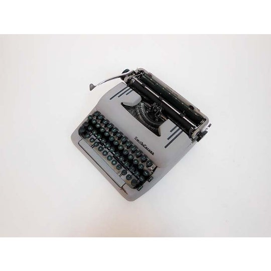 Art Deco 1950s Corona Typewriter - Image 5 of 7