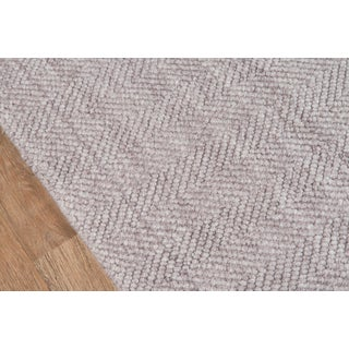 "Erin Gates by Momeni Ledgebrook Washington Brown Runner Hand Woven Area Rug - 2'3"" X 8' Preview"