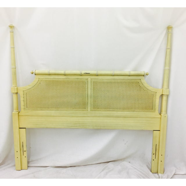 Chinese Chippendale Style Headboard - Image 2 of 7