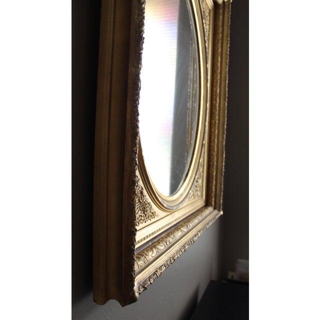 Antique Gilt-Wood Framed Mirror - Image 5 of 5
