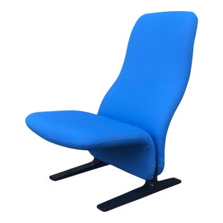 1970s Pierre Paulin for Artifort F780 Concorde Armchair For Sale