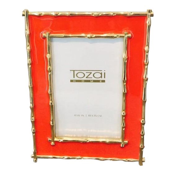 Tozai Home Bamboo Style Frame - Image 1 of 3