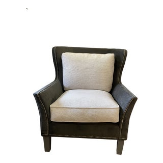 Norwalk Albion Lounge Chair For Sale