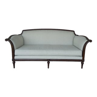 "Bernhardt French Louis XVI Style Sofa 88.5""w"