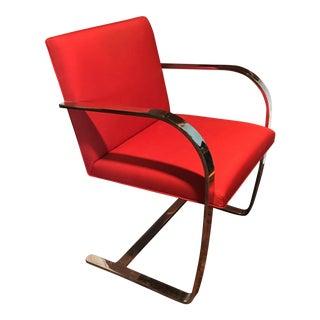 Knoll Brno Flat Bar Chair by Mies Van Der Rohe
