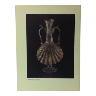 """1957 """"Roman Perfume - Flask of Glass"""" The Influence of the Shell on Humankind Print For Sale"""