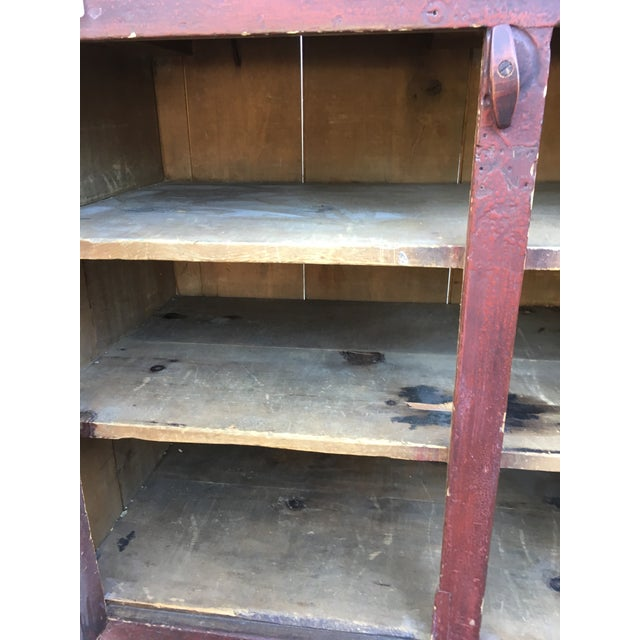 Antique Jelly Cabinet For Sale - Image 10 of 11