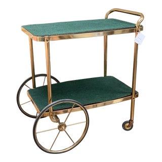 Vintage Bar Cart For Sale