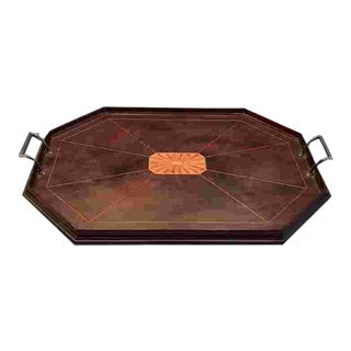 Early 20th C. American Serving Tray For Sale