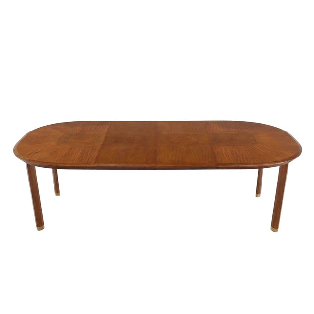 Vintage Mid-Century Edmond Spence Dining Table For Sale - Image 9 of 9