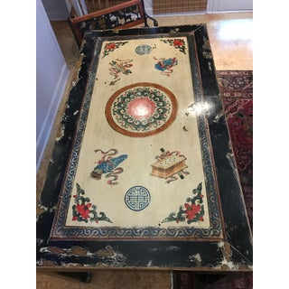 Antique Chinese Wooden Dining Table Preview