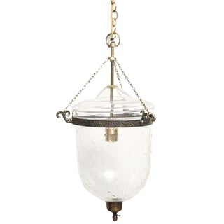Glass Lantern For Sale