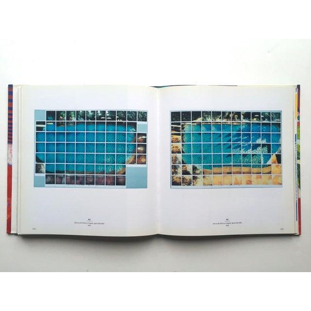 """David Hockney """" David Hockney a Retrospective """" 1st Edtn Vintage 1988 Collector's Hardcover Art Exhibition Book For Sale - Image 4 of 12"""