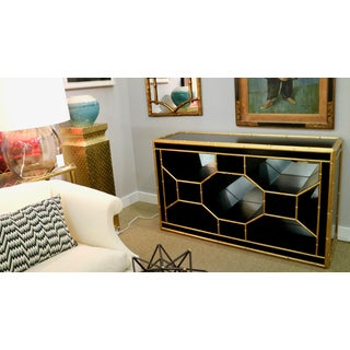 Black & Gold Credenza by Celerie Kemble Preview