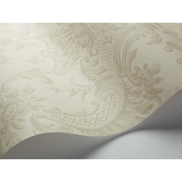 A reworking of an old damask classic, Chippendale China has been inspired by the orientalist style sweeping Victorian...