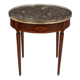 Louis XVI Style Antique French Bouillotte Table