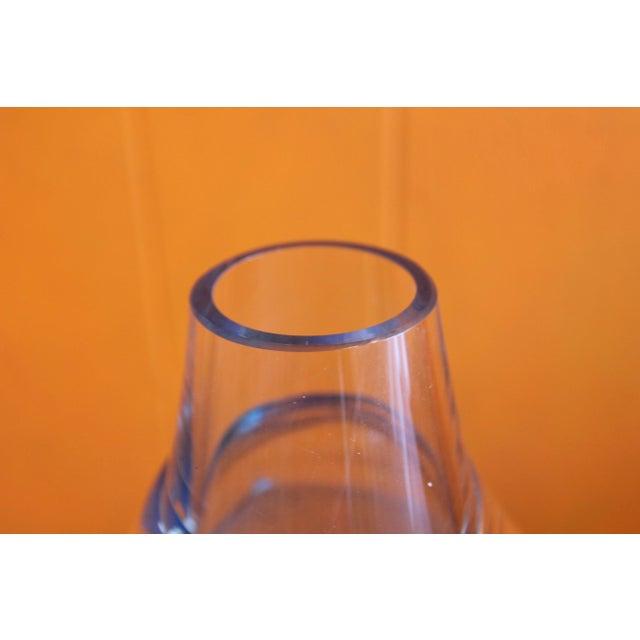 Pukeberg Eva Englund Art Glass Vase For Sale In Los Angeles - Image 6 of 12