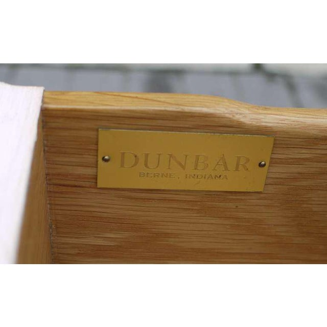 Faux Ivory Low Chest by Dunbar For Sale In Richmond - Image 6 of 11