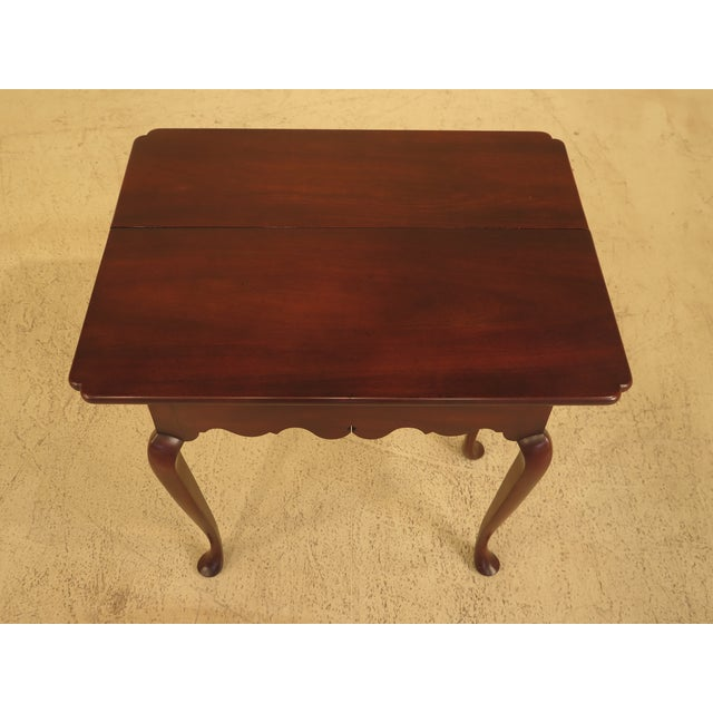 Kittinger Williamsburg Collection Occasional Table - Image 9 of 11