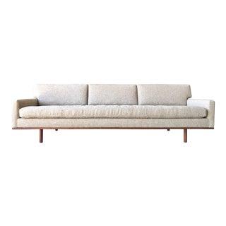1960s Metropolitan Sofa + Chair. For Sale